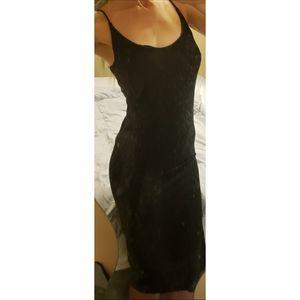 3/$30 H&M Black Midi Dress